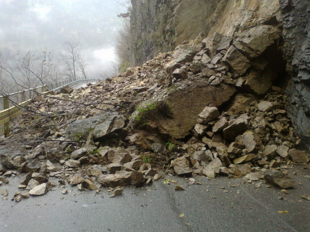 Frana Alluvione Porto Recanati