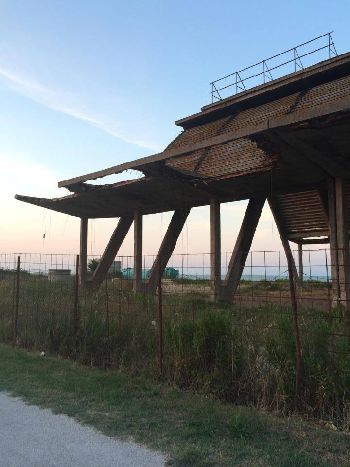 Ex stabilimento Montecatini Porto Recanati