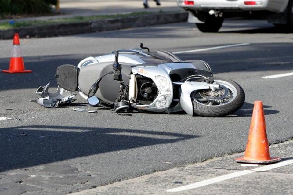 Incidente Scooter Porto Recanati