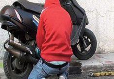 Ladro Moto Porto Recanati