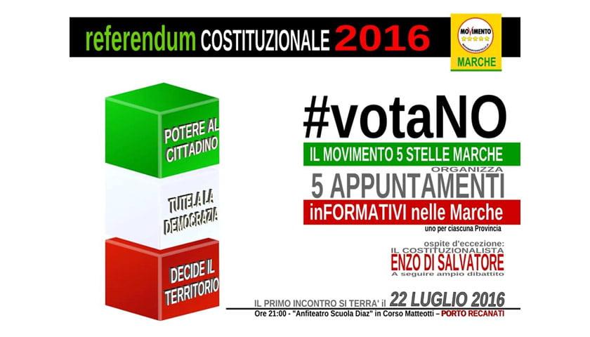 Referendum Costituzionale 5Stelle