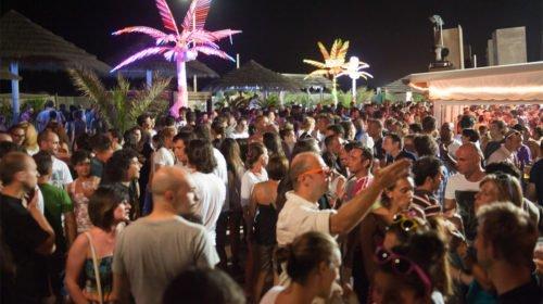 Festa in Spiaggia a Porto Recanati