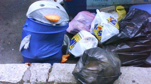 Immondizia Porto Recanati