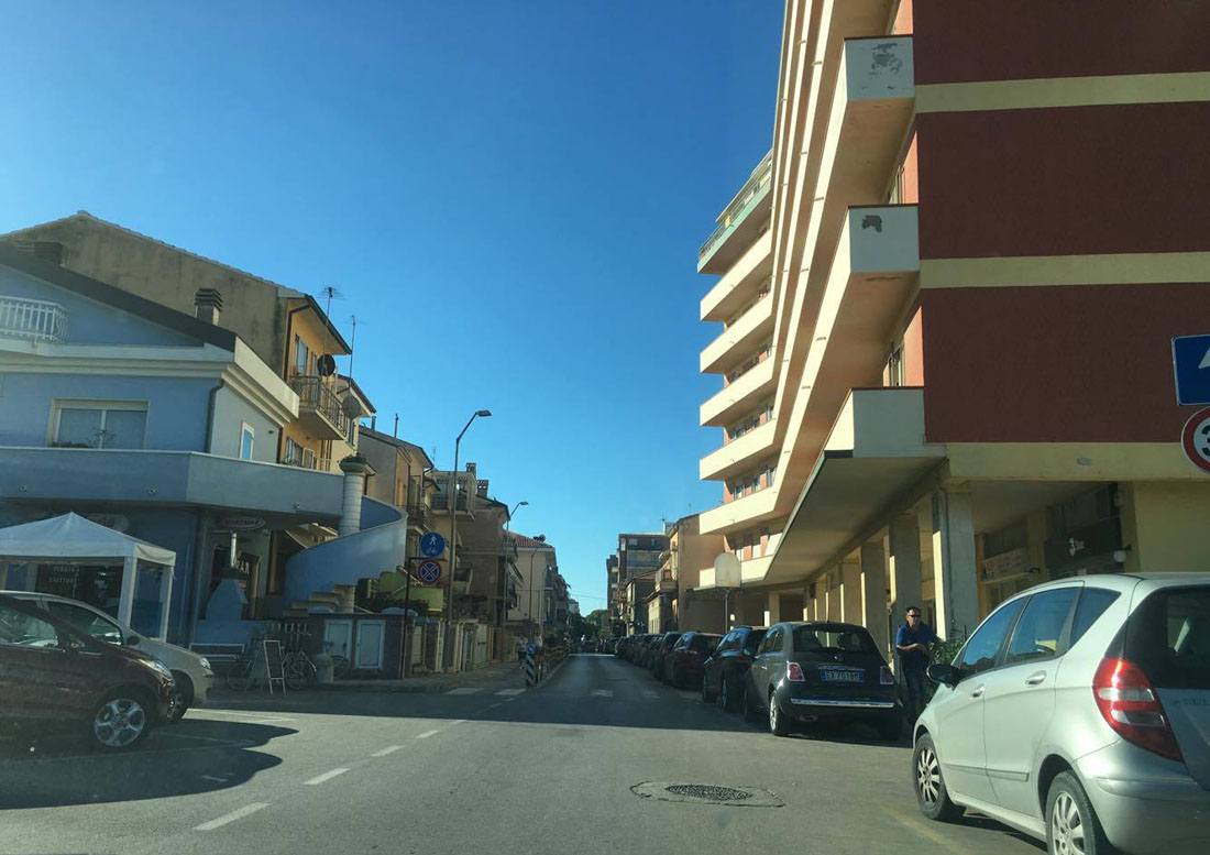 Via Pastrengo Porto Recanati