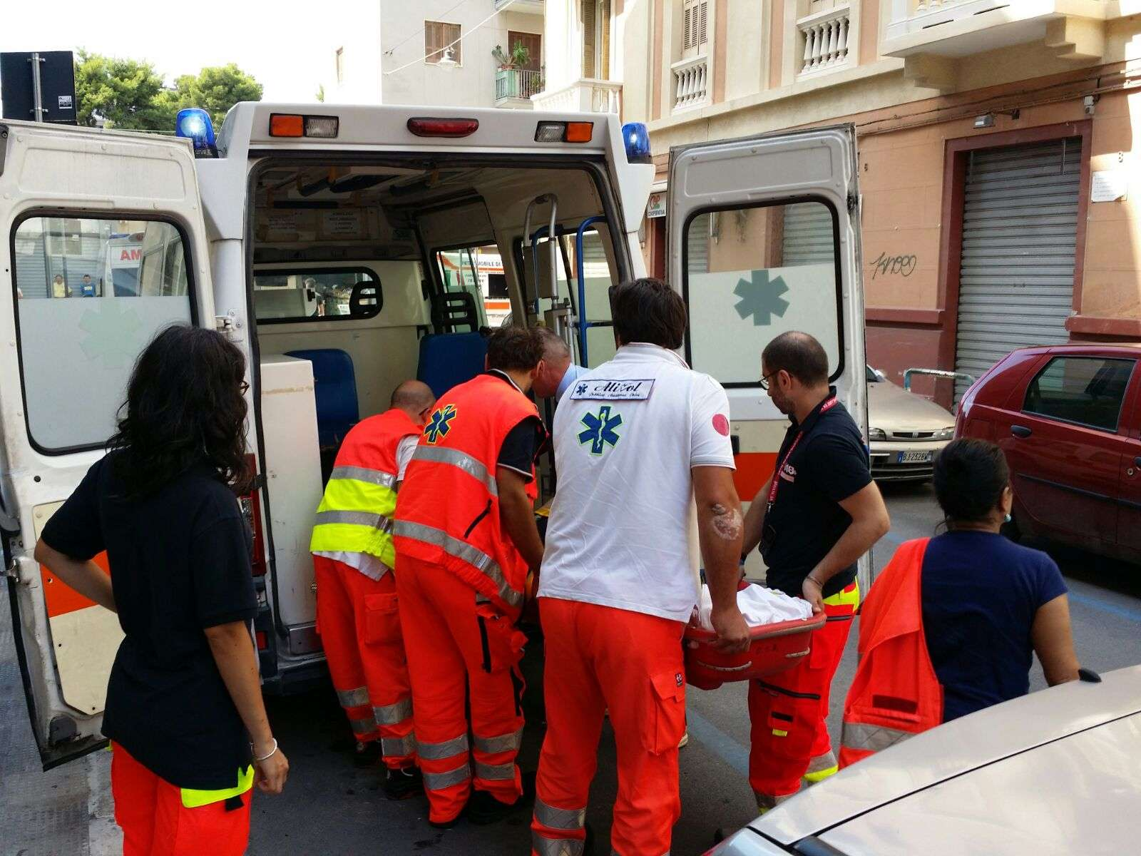 Ambulanza Porto Recanati