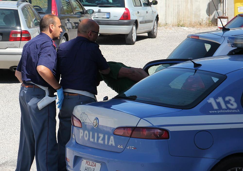 Arresto Ancona PortoRecanati Monteacuto