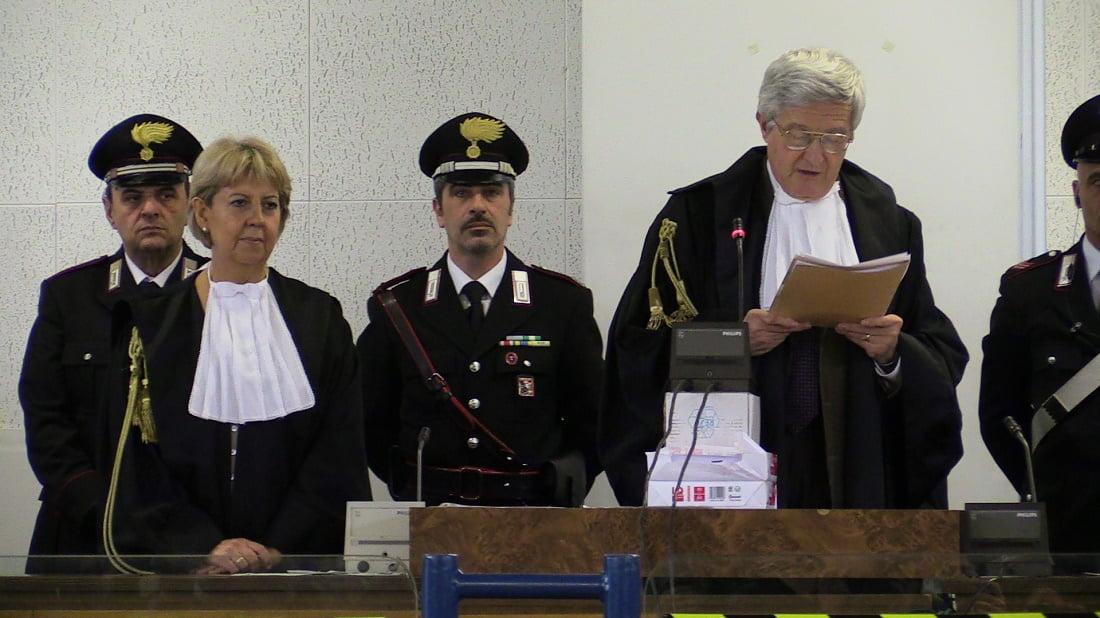 Sentenza Tribunalre Macerata