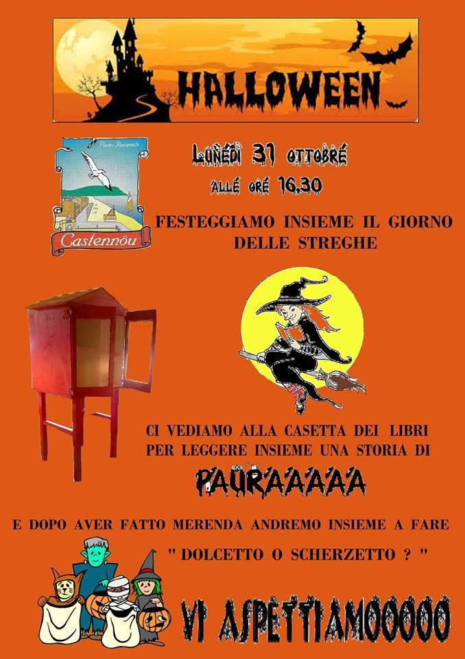Festa Halloween Castennou