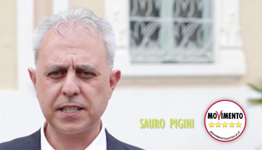 Porto Recanati Sauro Pigini Movimento Cinque Stelle