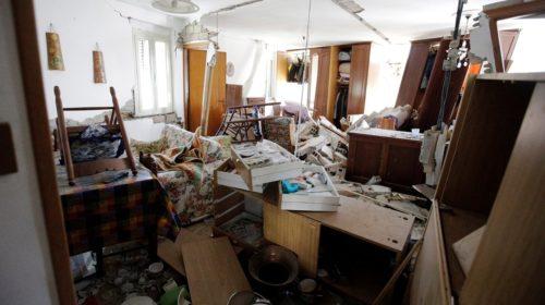 Casa Distrutta Porto Recanati