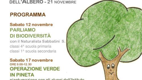 Festa dell'Albero Istituto E. Mattei