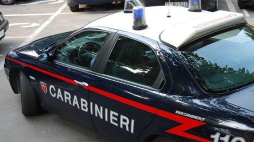 Furto Negozio Portorecanati Carabinieri
