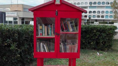 PortoRecanati casetta dei Libri