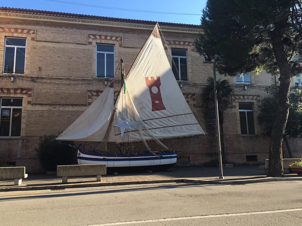 Barca Sciabbega Porto Recanati