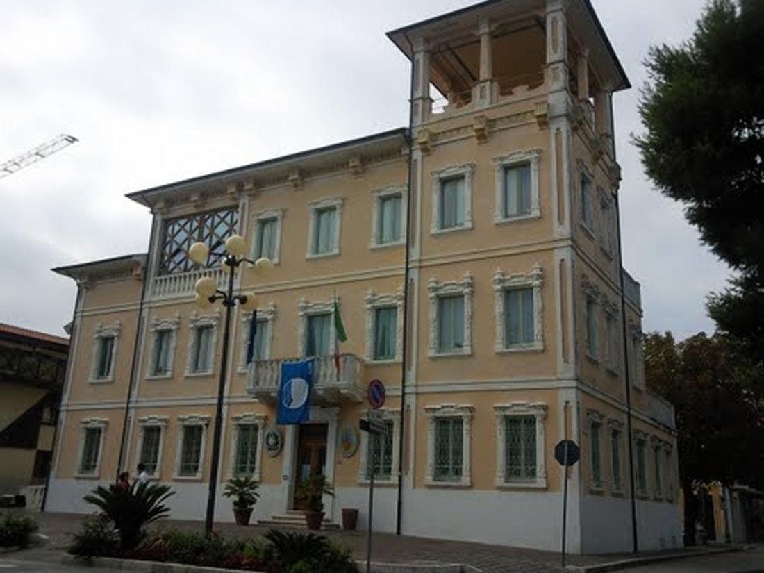 PortoRecanati Comune Palazzo Volpini