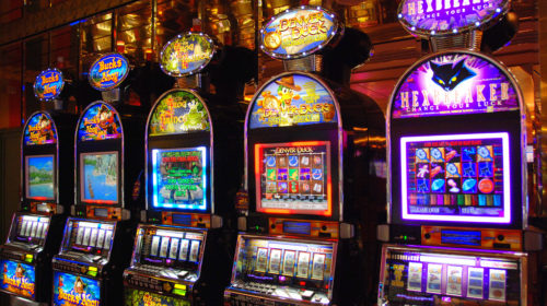 Sale Slot Machine Porto Recanati