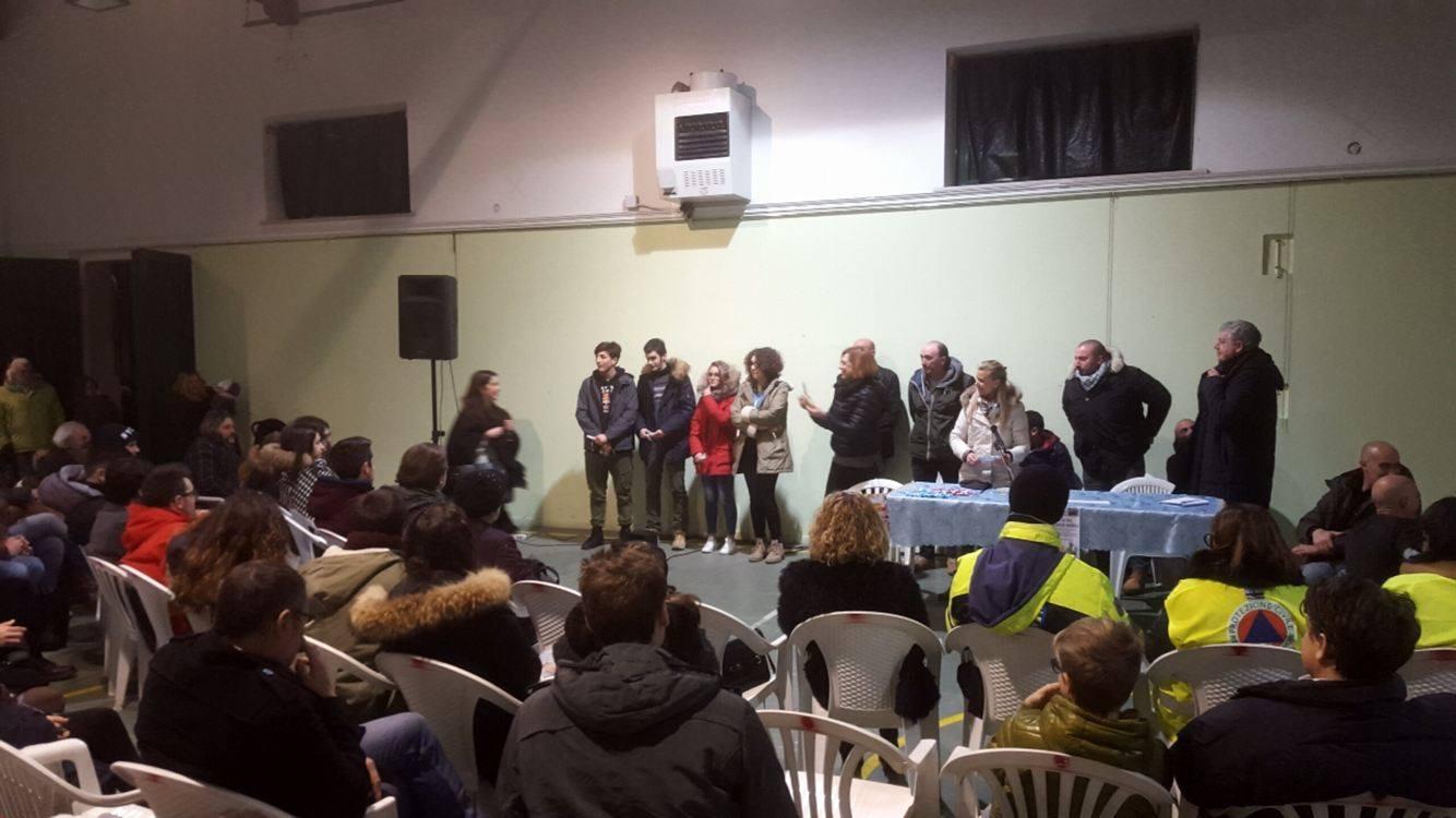 Incontro Porto Recanati Solidale