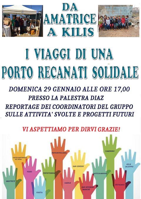 Porto Recanati Solidale