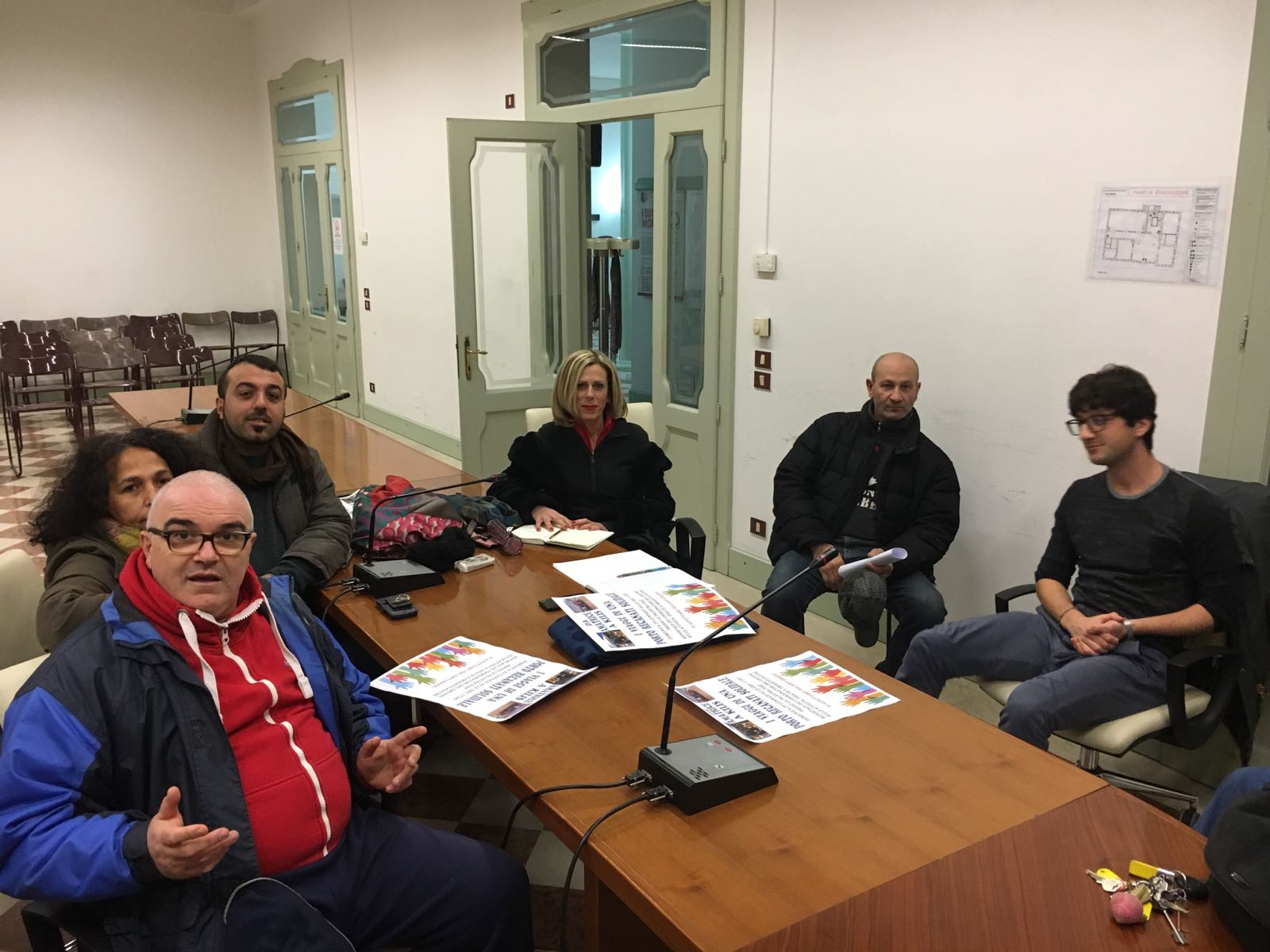Riunione Comitato Quartiere Porto Recanati