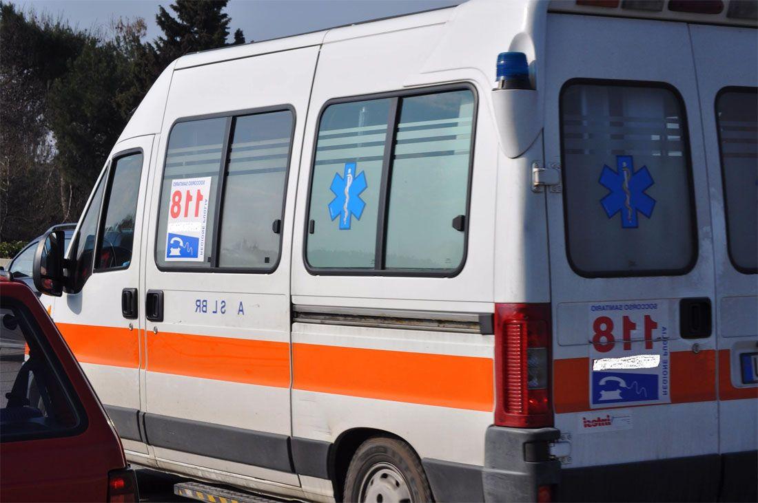 Ambulanza Croce Azzurra