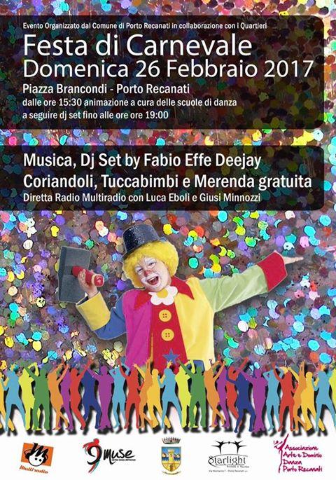 Carnevale PortoRecanati