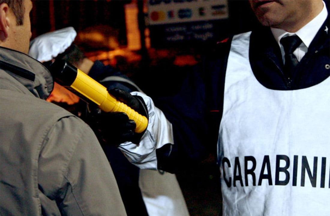 Controllo Alcol Porto Recanati