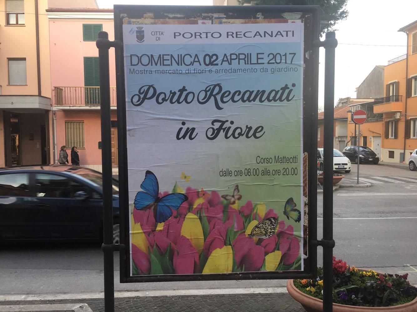 Porto Recanati In Fiore 2017