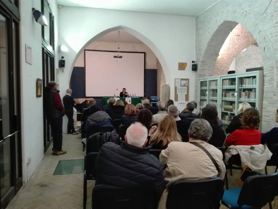 Presentazione Libro Sindaco di Gagliole, Mauro Riccioni
