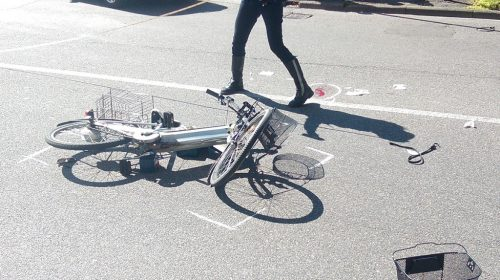 Incidente in Bicicletta