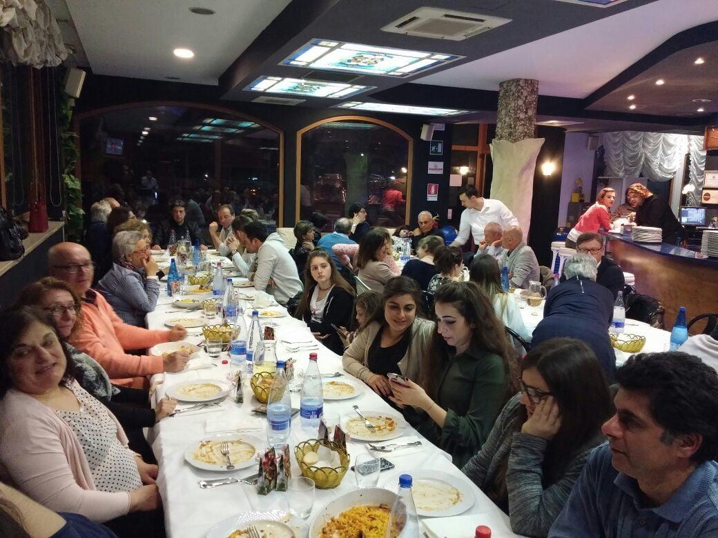 Cena Beneficenza New Social Group Porto Recanati