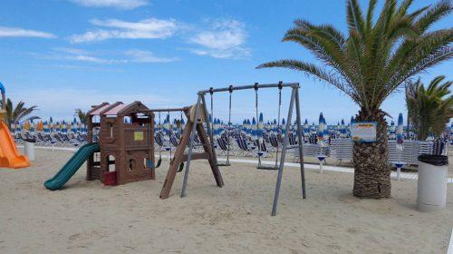 Bambino Si Perde In Spiaggia