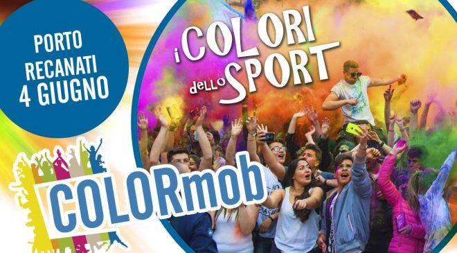 COLORmob i Colori dello Sport 4 Giugno 2017