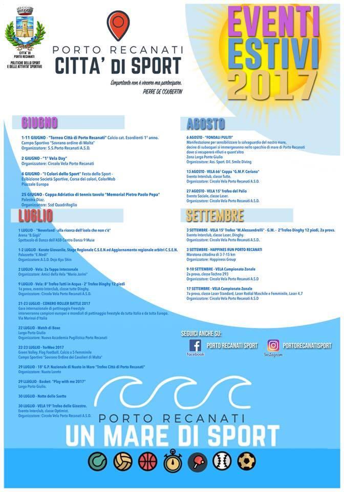 Eventi Porto Recanati