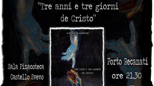 locandina tre anni e tre giorni de Cristo